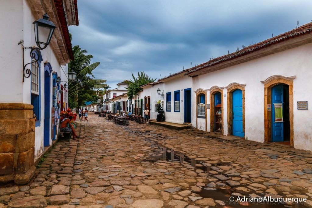 © Adriano Albuquerque - Dia Nublado em Paraty.(RJ)