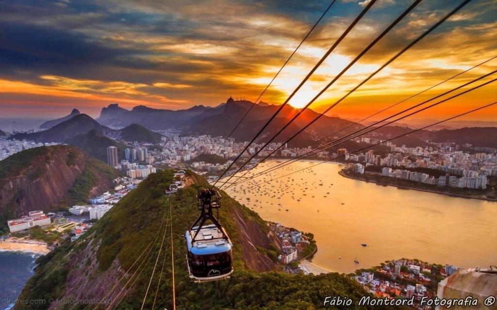 © fabio_montcord - Final de dia no Rio