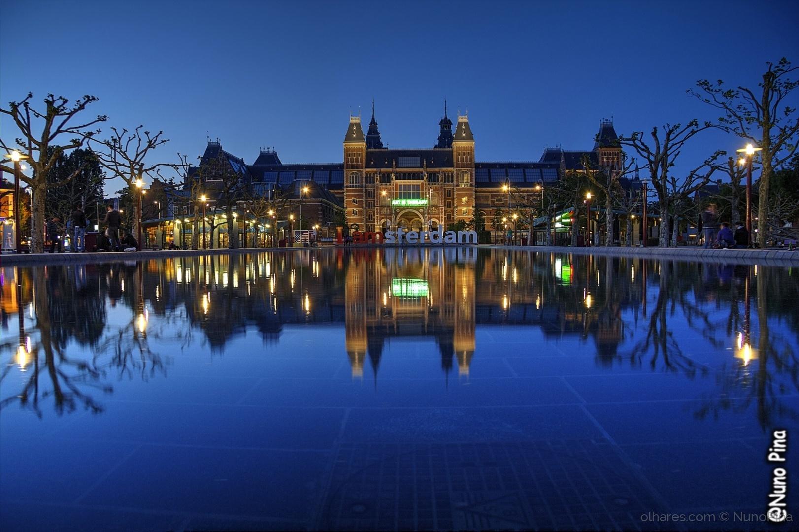 © Nuno Pina - Rijksmuseum, Amsterdam