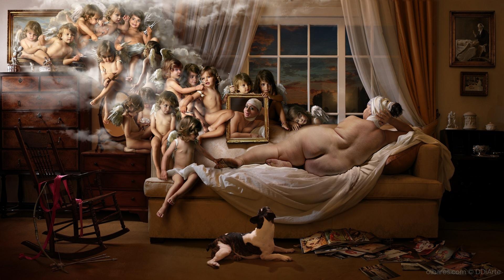 © DDiArte - A Venus do Espelho