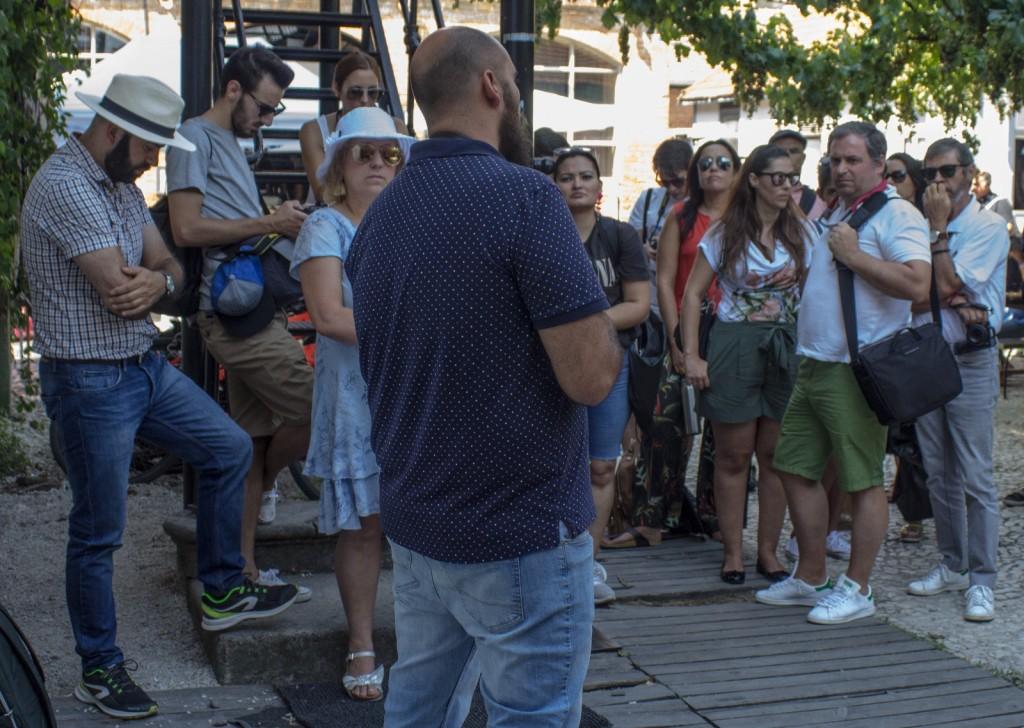 Workshop de Fotografia de Rua com Tiago Monteiro