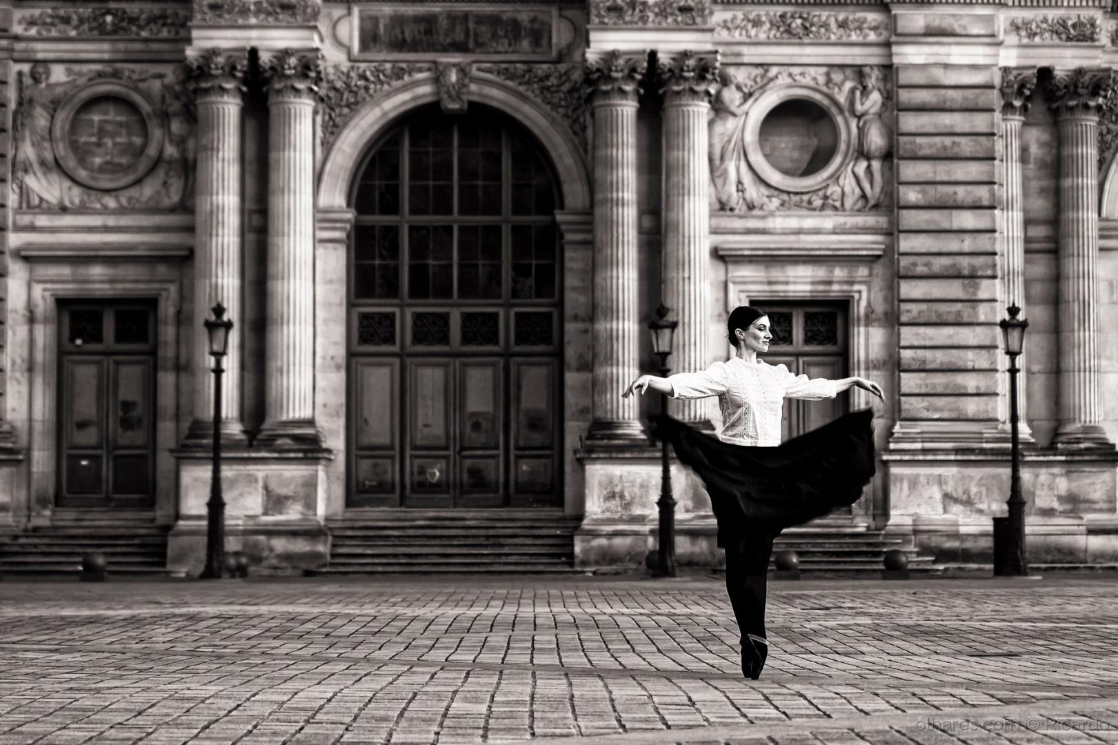 © Ricardo - Bailarina