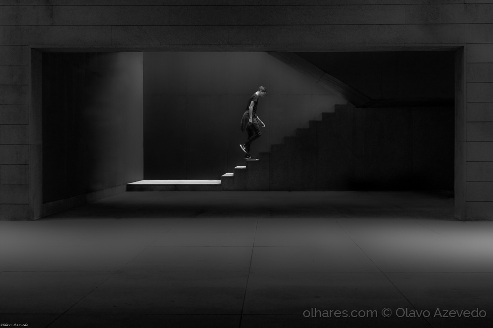 © Olavo Azevedo - Upstairs