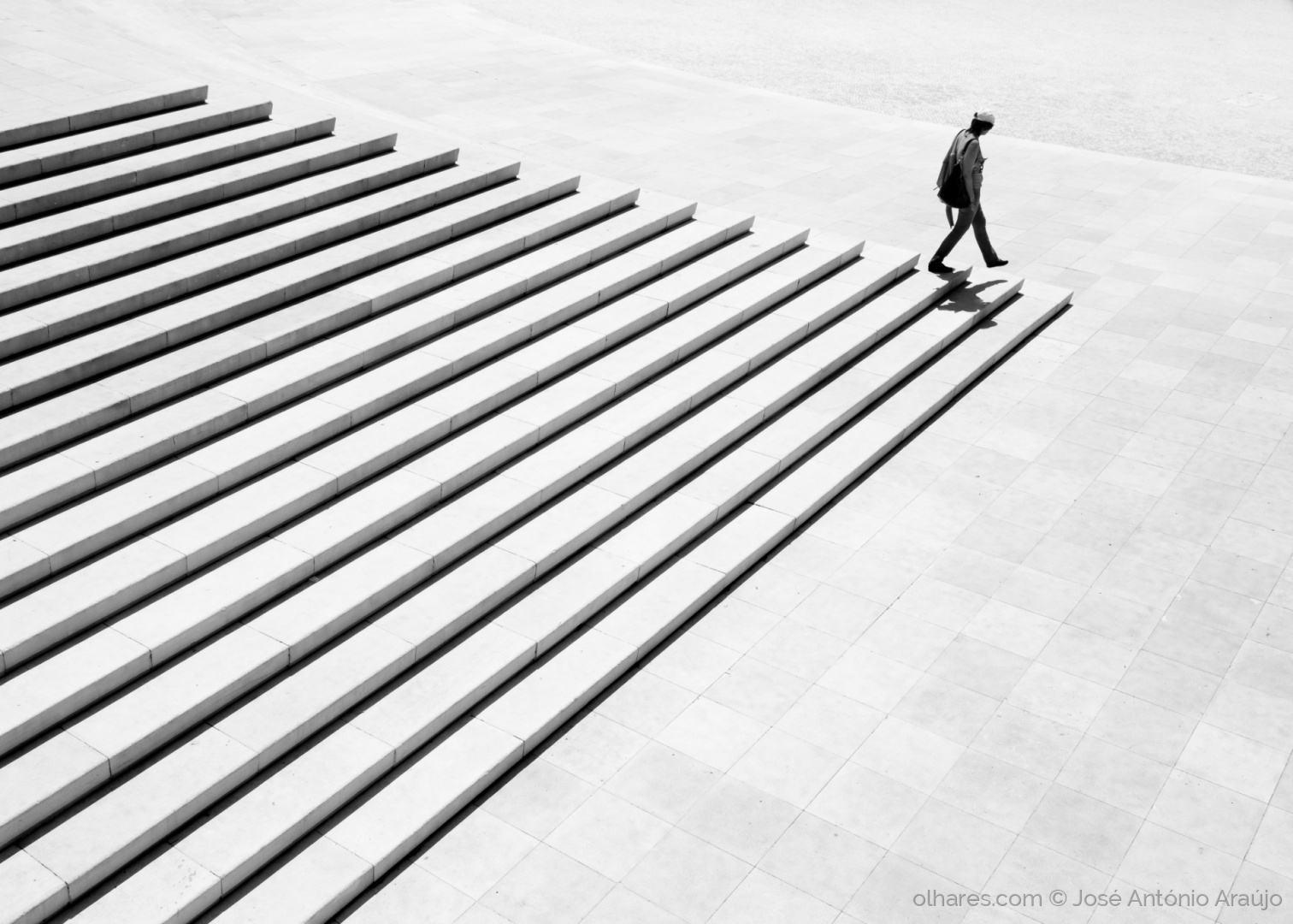 © José António Araújo - Stepping Out