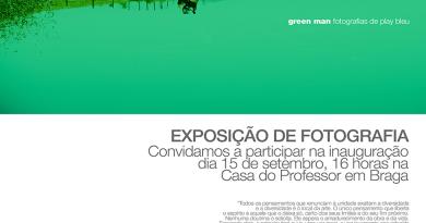 greenMan_Convite Exposição