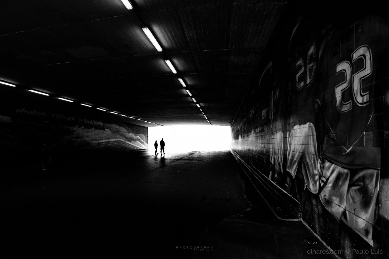 © Paulo Luis - Passage to the light