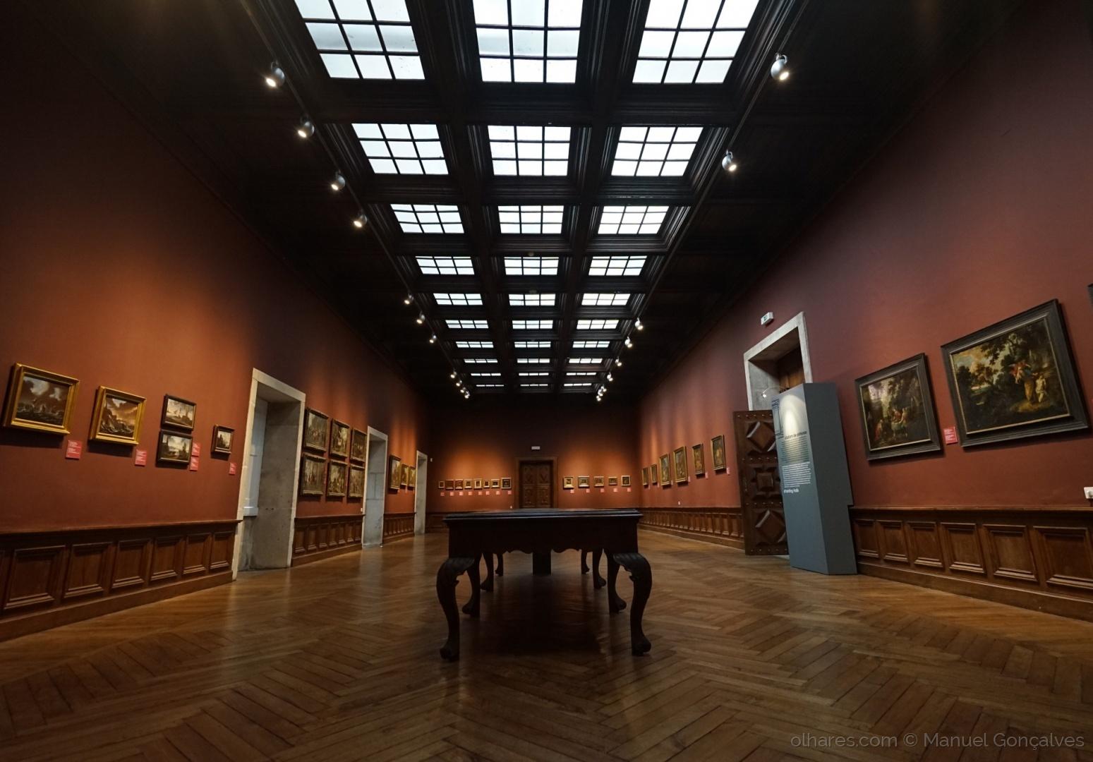 © Manuel Gonçalves - no Museu