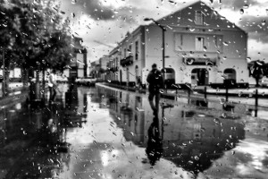 © Gabi Pontes Rainy days and Mondays always get me down