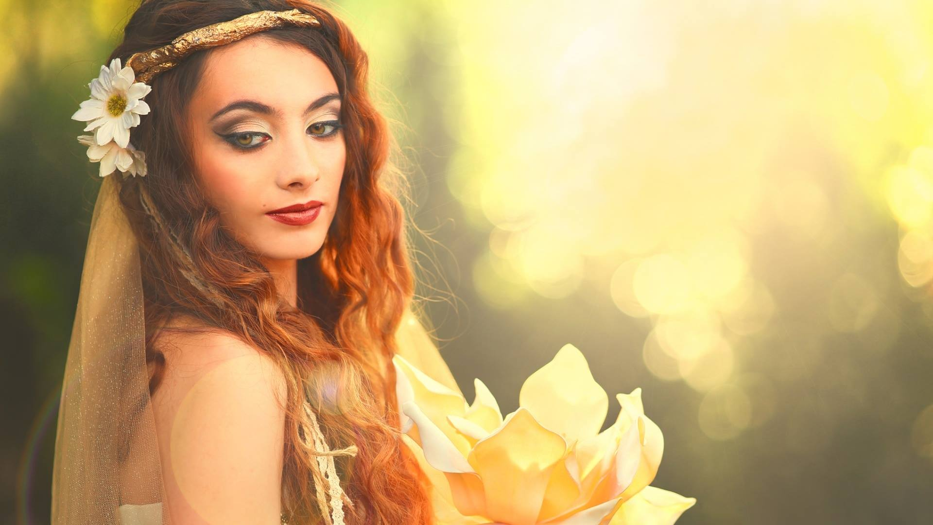 """© Clementina Cabral - """"...vai fermosa, e não segura..."""""""