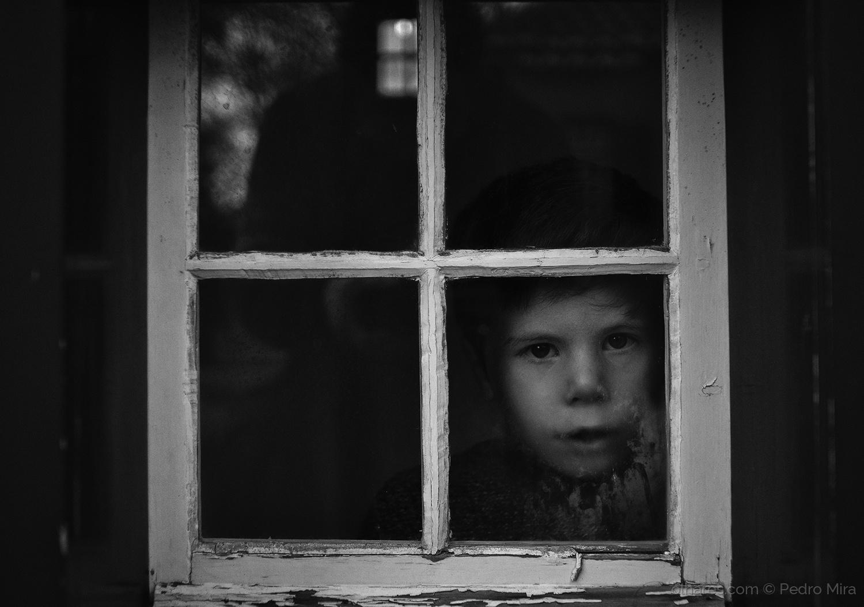 © Pedro Mira - O miudo e a janela