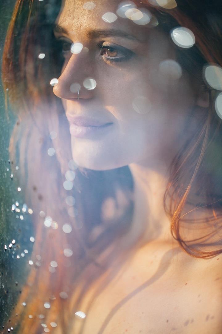 © Raquel Pellicano - Retrato de Karol Brito