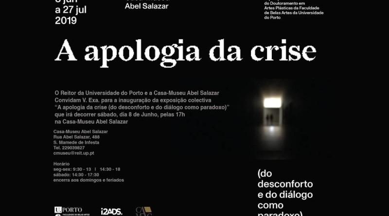 A apologia da crise (do desconforto e do diálogo como paradoxo) | Exposição