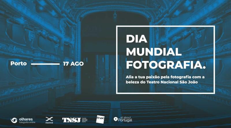 Os prémios para o Dia Mundial da Fotografia 2019 são….