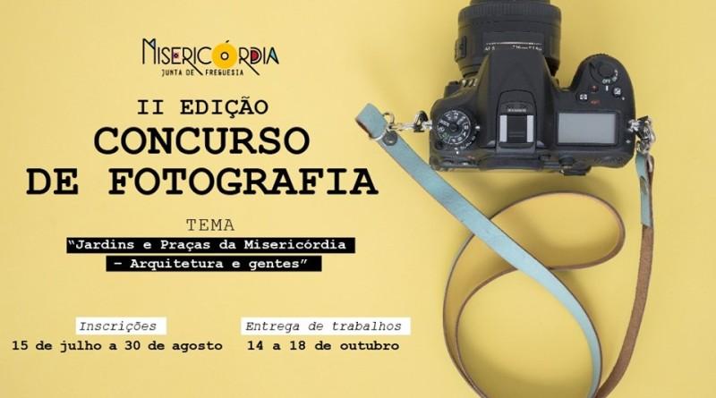 """Concurso de Fotografia """"Jardins e Praças da Misericórdia – Arquitetura e gentes"""""""