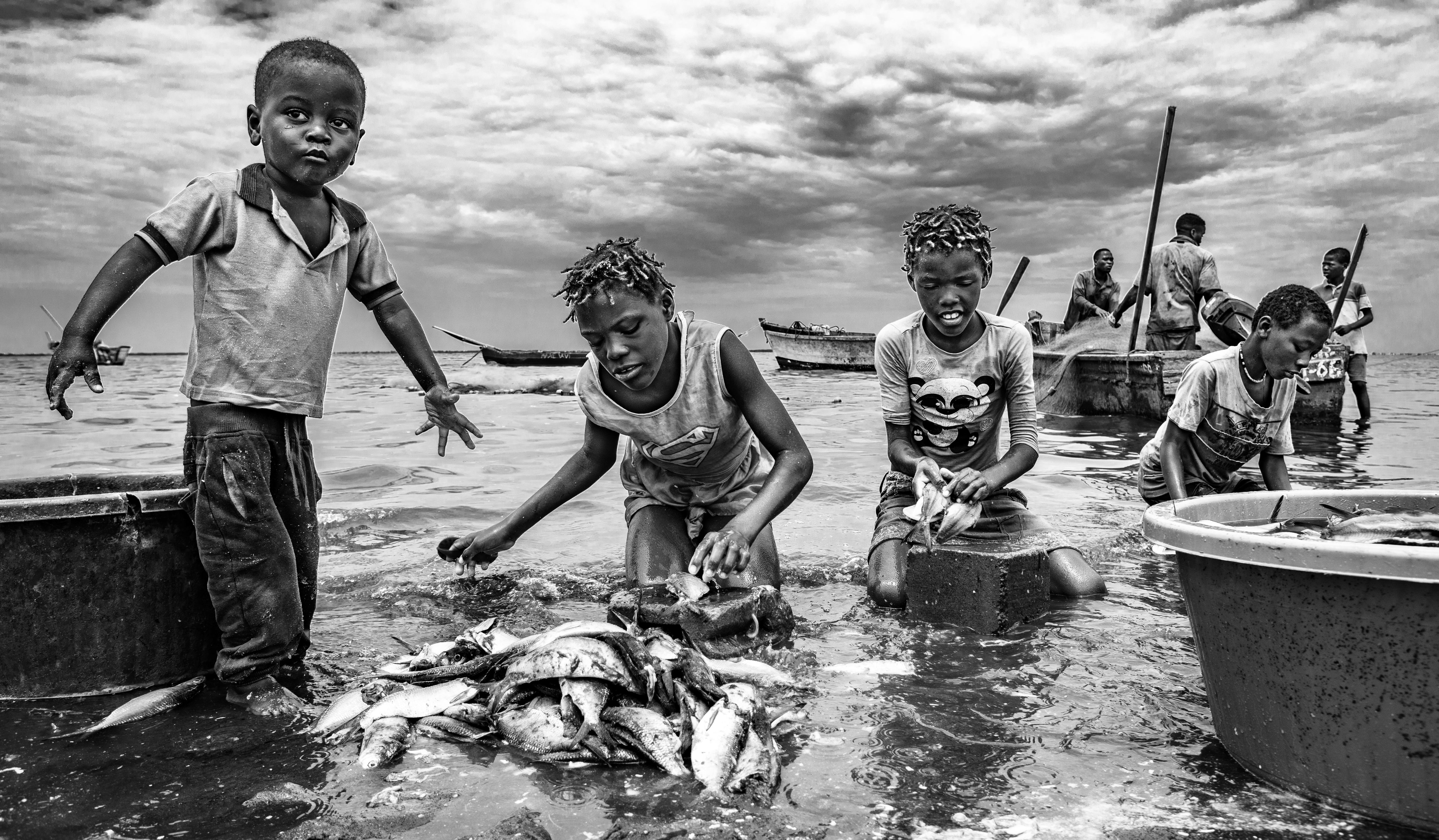 © João Coelho - A lava do peixe III