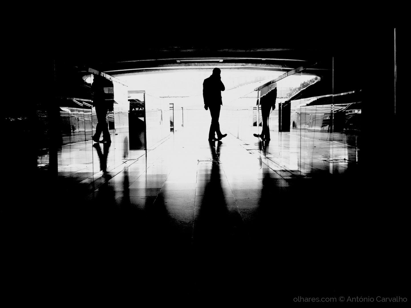 © António Carvalho - O telefonema