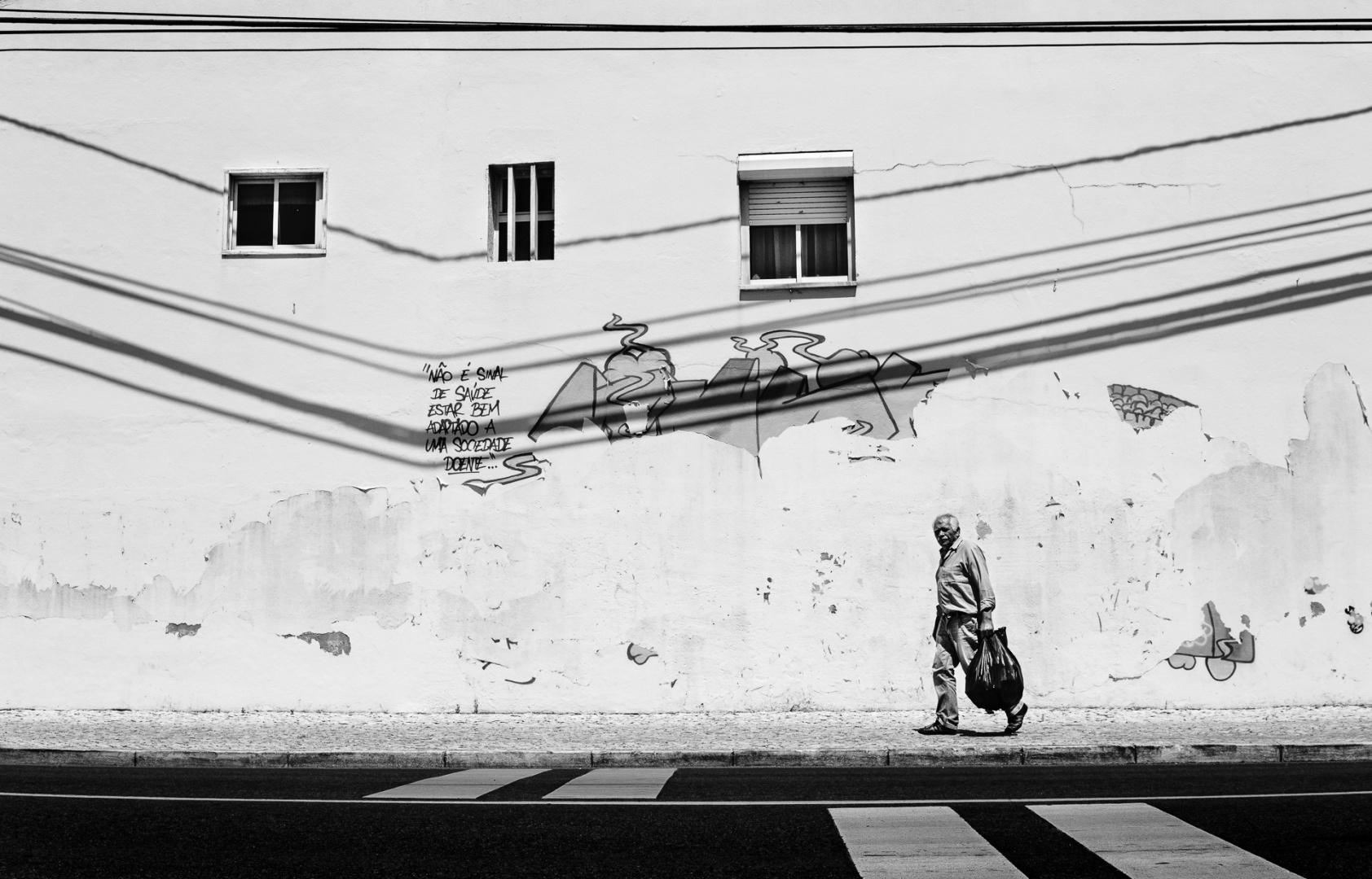 © Lauro Benvinda - Eraser