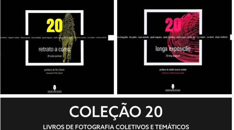 Colecção 20 – Livros de Fotografia Coletivos e Temáticos – 11ª exposição FOTO VC
