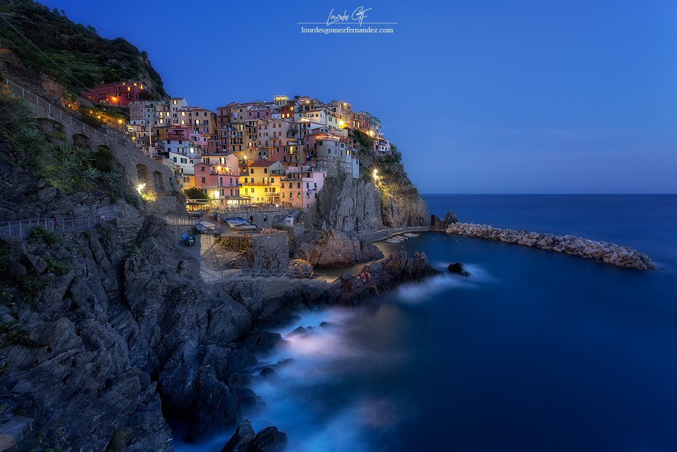 © LourdesGF - Picturesque Manarola