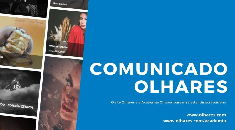 COMUNICADO OLHARES