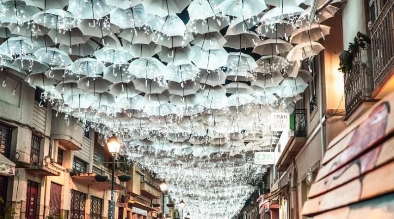 Menção © diogofmorgado - White Umbrellas