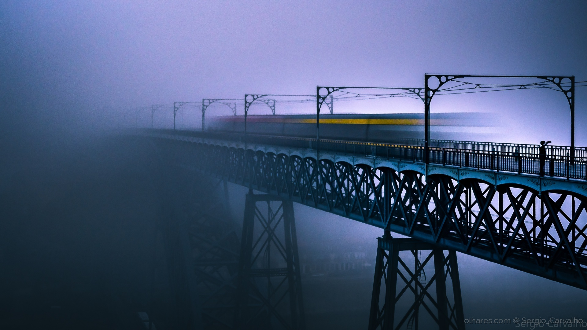 © Sergio_Carvalho - Ghost Train