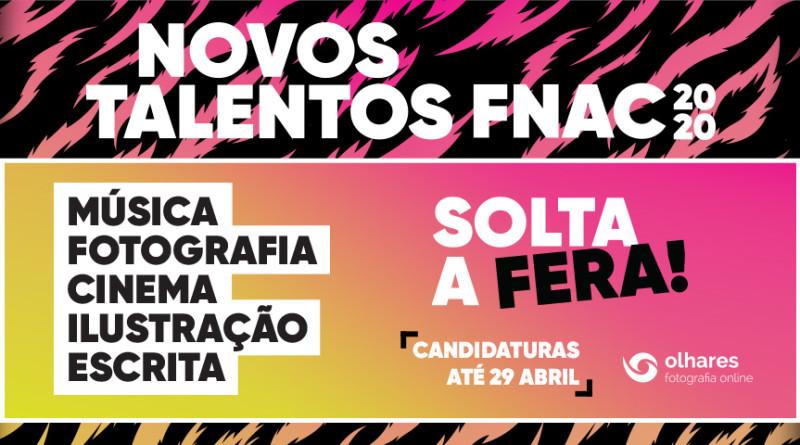 Novos Talentos FNAC 2020, prolongamento de inscrições!