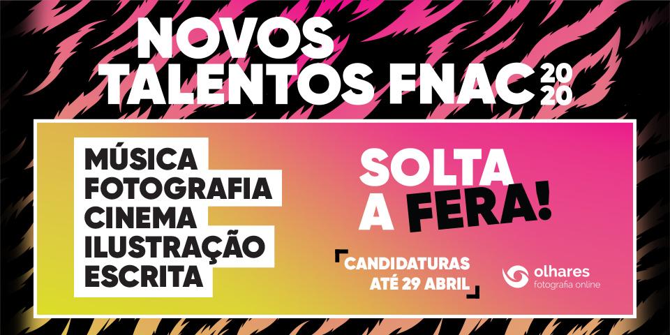 Novos Talentos FNAC 2020