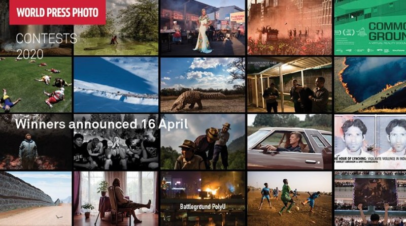 Nomeados do World Press Photo 2020