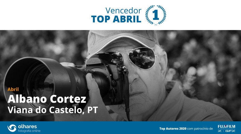 Albano Cortez| Vencedor do Top Autores Abril 2020