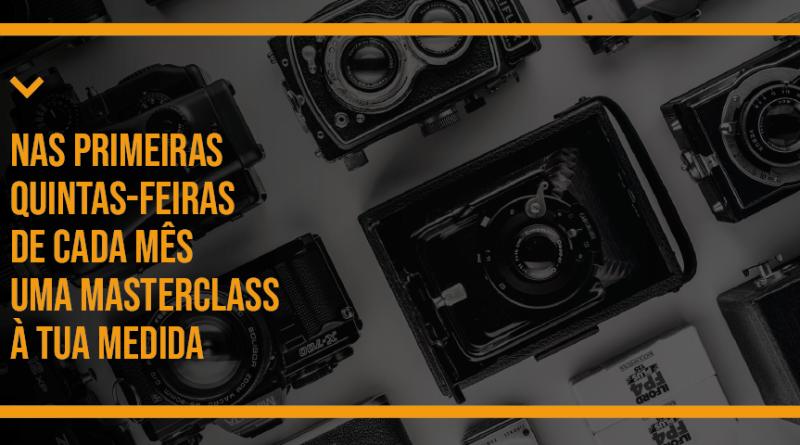MasterClass Online, todas as Primeiras Quintas-Feiras