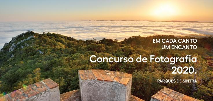 """Concurso de Fotografia 2020 da Parques de Sintra """"Em cada canto um encanto"""""""