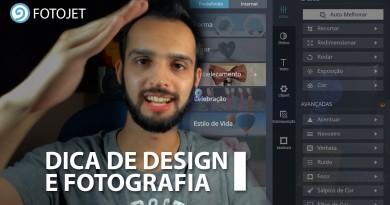 Fotografia entre o design gráfico e o design de interface?