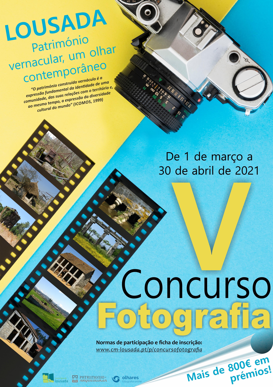 V Concurso de Fotografia de Lousada 2021