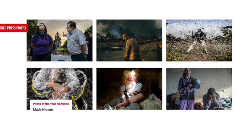 World Press Photo, o melhor do fotojornalismo em 2020