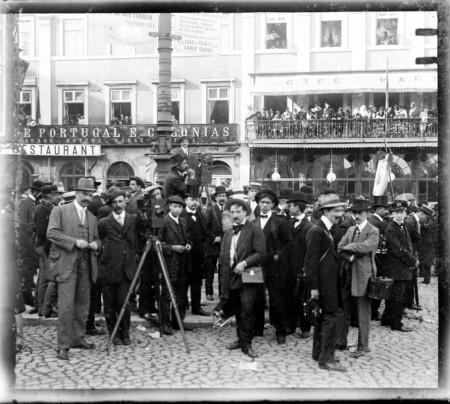 Lisboa, Revolução Republicana de 5 de Outubro de 1910 Fundo Aurélio da Paz dos Reis, APR 1778 © Centro Português de Fotografia/DGARQ/MC